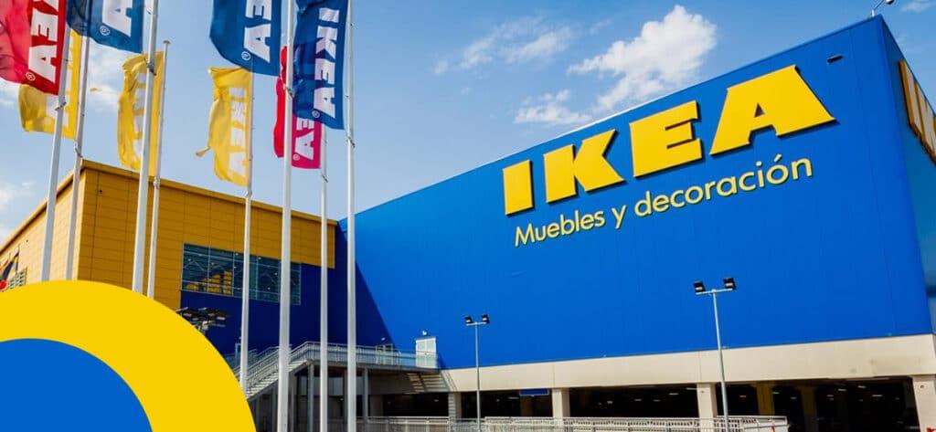 Ikea Trabajo