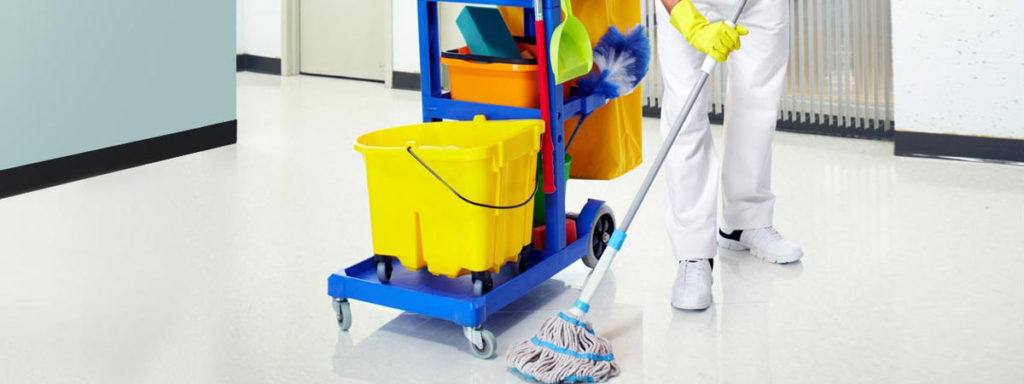 Limpieza Hospitales Trabajo