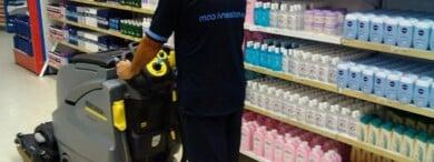 Limpieza Supermercados
