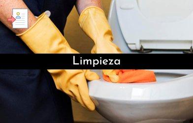 limpieza - Enviar curriculum Clece