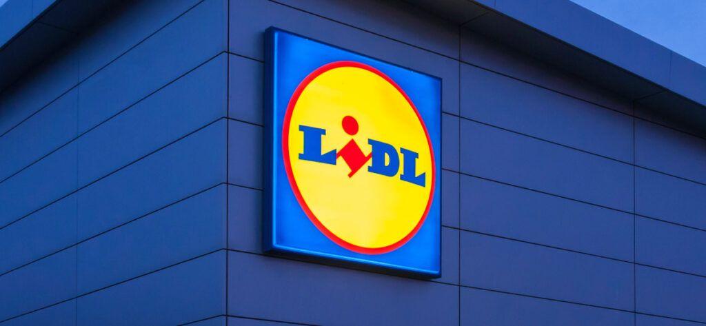 Logo Lidl Tienda