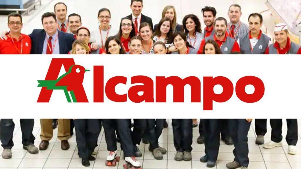 Nueva Oferta Empleo Alcampo