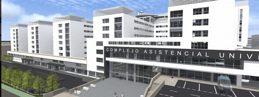 Nuevo Hospital Salamanca Empleo