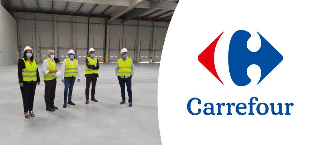 Obras Carrefour Nave