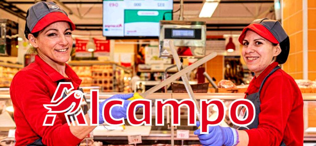 Oferta Empleo Alcampo