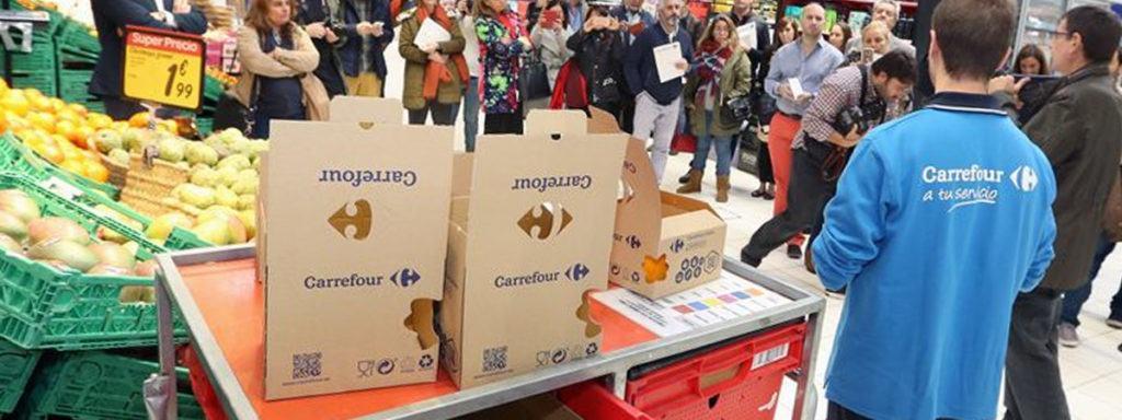 Preparador Pedidos Carrefour