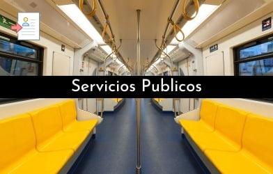 servicios publicos - Enviar curriculum Carrefour