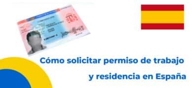 Solicitar Permiso Trabajo Spain