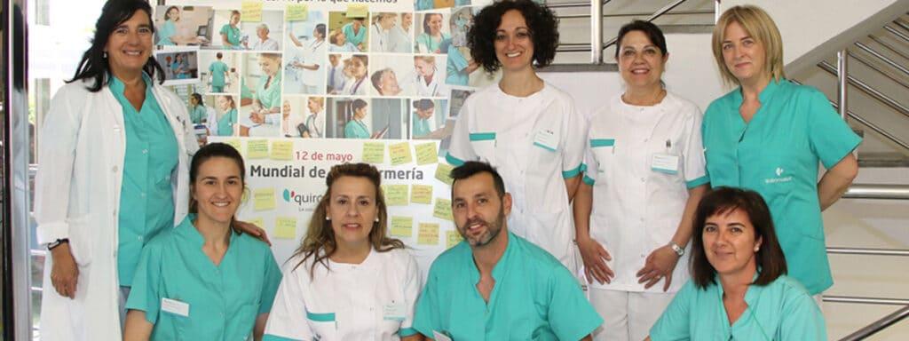 Trabajar En Quiron Salud