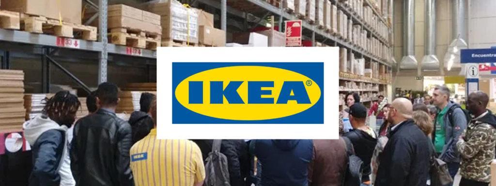 Trabajar Ikea Asturias